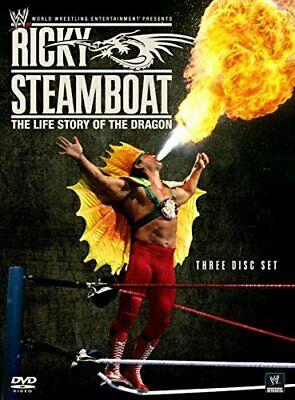 Ricky Steamboat: Life Story of the Dragon [DVD] [2010] [Region 1] ... -  CD 9QVG