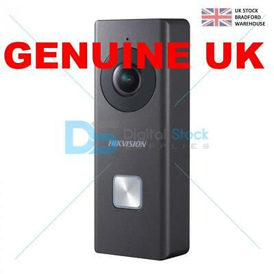 Hikvision Wi-Fi Video Doorbell DS-KB6403-WIP Surveillance CCTV Latest Model