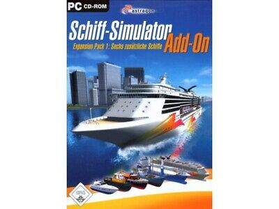 Expansion Pack 1 (Schiff-Simulator Add-On) [PC] - GUT