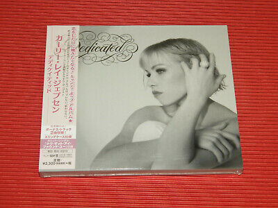 2019 CARLY RAE JEPSEN DEDICATED with Bonus Track JAPAN CD IN SLIP CASE