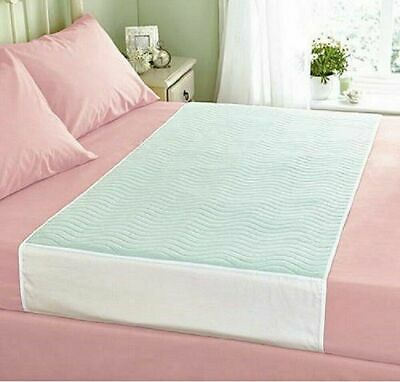 Washable Incontinence Pad Bed Protector Sheet