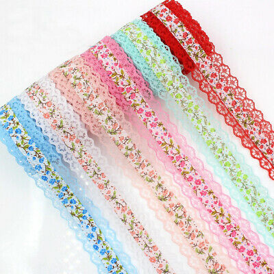 28 mm 10 yards Lace hollow Flowers ribbons, DIY handmade Clothing accessories