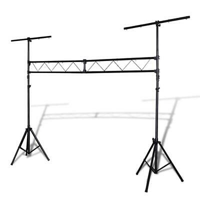 Portable Music Theater Lighting Truss System with 2 Adjustable Tripods 3m 120 kg