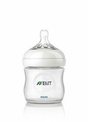 Philips AVENT BPA Free Natural Polypropylene Bottle 1 Pack