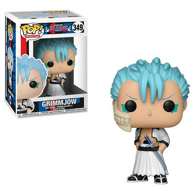 Bleach - Grimmjow Pop! Vinyl Figure - Loot - BRAND NEW
