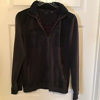 3f4e6fc85 TED BAKER BOMBER jacket Ted 3 - $75.00 | PicClick