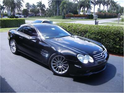 2004 SL-Class SL55 2004 Mercedes-Benz SL55 AMG Extra Clean Low Miles Must See