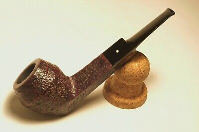 1957 Dunhill Shell Briar Ox Bulldog Grp 4 Estate Pipe
