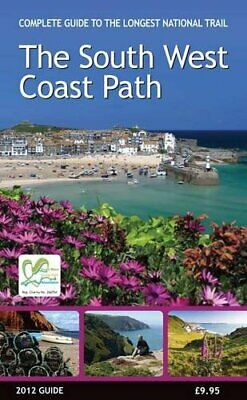 The South West Coast Path 2012 Guide Book The Fast Free Shipping
