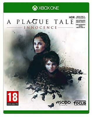 A Plague Tale Innocence - Xbox One - NUOVO