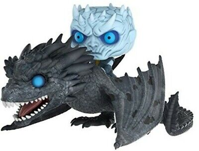Game of Thrones - Night King on Dragon Funko Pop! Rides Toy