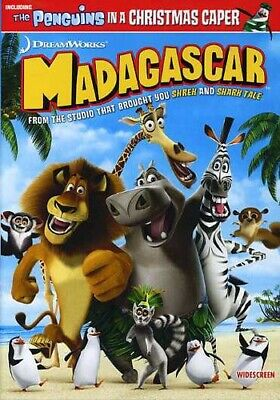 Madagascar [New DVD] Ac-3/Dolby Digital, Dolby, Dubbed, Subtitled, Widescreen,