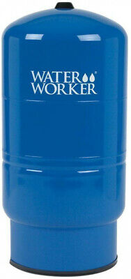 Well Pressure Tank 32 Gallon Container Durable Stainless Steel Waterway Lining