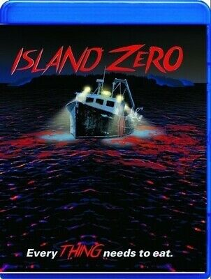Island Zero [New Blu-ray] Manufactured On Demand, Ac-3/Dolby Digital