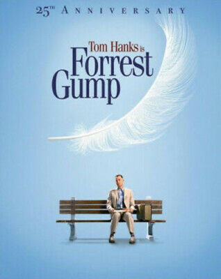 Forrest Gump (25th Anniversary) [New Blu-ray] Anniversary Ed, Rmst, Subtitled,