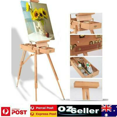 Artist Painter Tripod For Painting & Drawing Easel Wooden Easel
