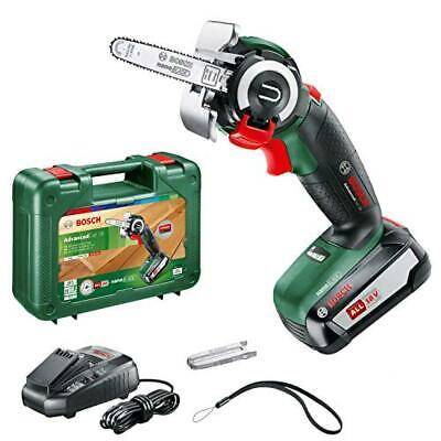 Bosch Advanced Cut 18  Sega con 1 Batteria, 18 V - NUOVO