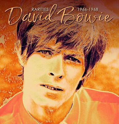David Bowie Rarities 1966-1968  CD ALBUM  NEW(10THMAY)