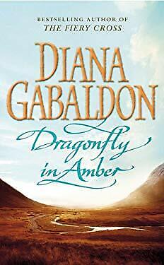 Dragonfly in Amber by Gabaldon, Diana