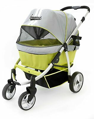 Pet Stroller, IPS-06/Green, dog carrier, trolley, Trailer, Innopet, Buggy Ret...