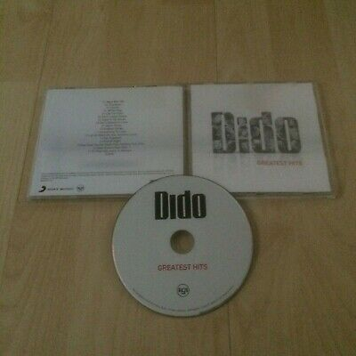 Dido - Greatest Hits (2013 Cd Album) Excellent Condition