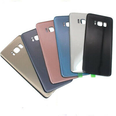 Rear Back Door Battery Adhesive Case Cover For Samsung Galaxy S8 G950 SM-G950F