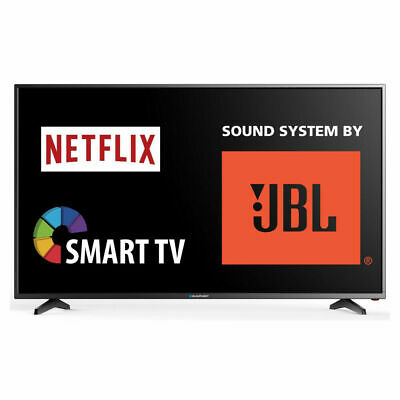 "Blaupunkt 32/138M 32"" Smart Wifi Led Tv Freeview Hd Tuner Jbl Speakers Hdmi Usb"