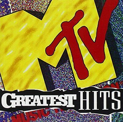 Various - MTV Greatest Hits - Various CD J1VG The Cheap Fast Free Post The Cheap