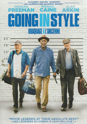 Going in Style (Bilingual) New DVD