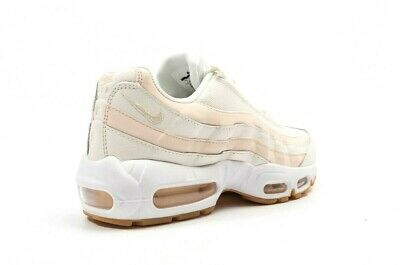 best sneakers 31209 5995e Womens Nike Air Max 95 307960-111 UK Size 3.5 EUR 36.5 Sail Guava Ice
