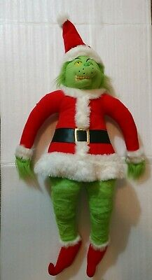 The Grinch Hat and Beard Set ELOPE