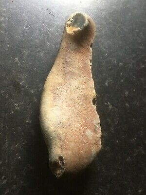 Excellent Slim Cut Flint Palaeolithic Venus Figure
