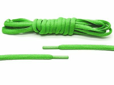 The Neon Green Shoe Lace Shoe Laces Unsiex Adults Kids Shoelace Runners Strings