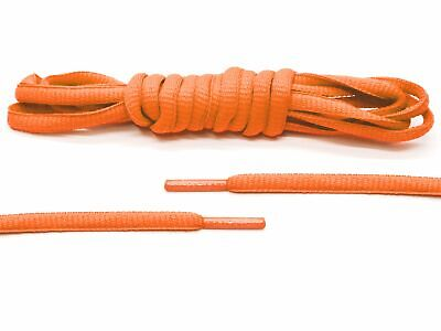 The Neon Orange Shoe Lace Shoe Laces Unsiex Adults Kids Shoelace Runners Strings