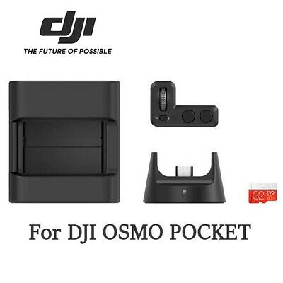 Expansion Kit Wireless Module Accessory Mount Wheel Kit For DJI Osmo Pocket