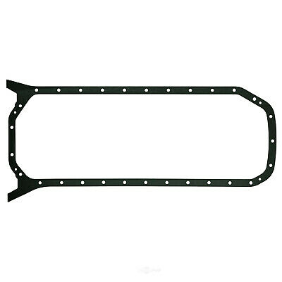 Engine Oil Pan Gasket-Elring Upper WD EXPRESS fits 00-03 BMW X5 4.4L-V8
