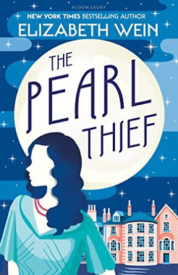 Wein Elizabeth-Pearl Thief BOOK NEW