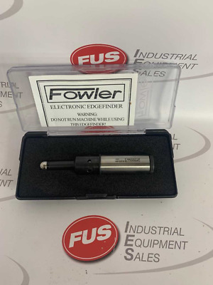 Fowler 54-575-650 Electronic Edge Finder in Box