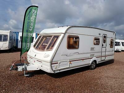 * SOLD STC * Abbey Archway Royale 550 2003 Single Axle 4 Berth