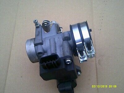 sinnis hero 125 carb throttle  body    efi injection 2018