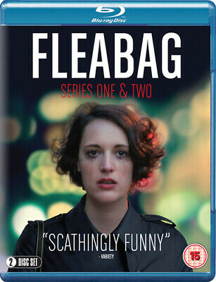 Fleabag: Series One & Two Blu-ray (2019) Olivia Colman cert 15 2 discs
