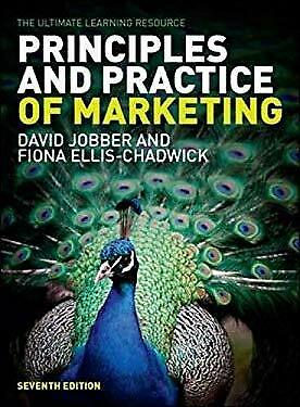 Principles and Practice of Marketing by Ellis-Chadwick, Fiona