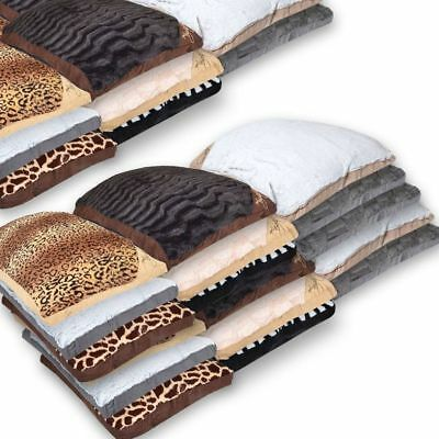 Pet Nights Cushion Wholesale offer- 12 Medium or 8 Large dog beds pillows in set