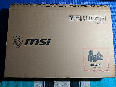 MSI GS65 STEALTH-007 15 6