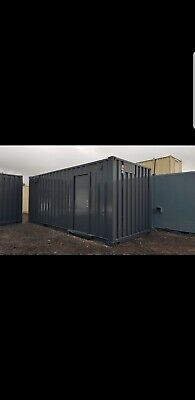 20ft Half Office Half Store Cabin Portable Office Site Office Welfare Unit