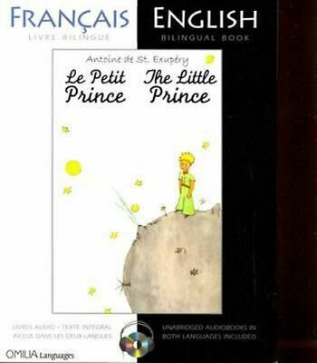 NEW The Little Prince By Antoine de Saint-Exupery Book with Other Items