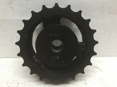 "Morse 815-21 Conveying Sprocket 21 Teeth 3/4"" Bore Dia 78336427"