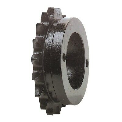 """Browning 6L559 / H60P19 Bushing Bore Roller Chain Sprocket 60 / 3/4"""" 19 Teeth"""