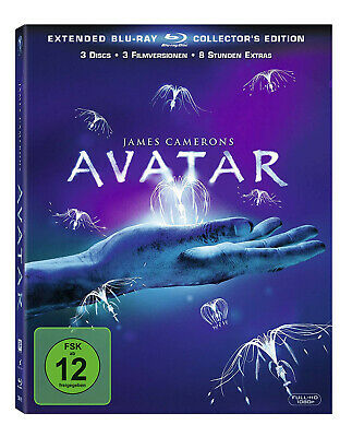 Avatar - Extended Collector's Edition [Blu-ray]