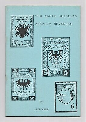 GUIDE to ALBANIA REVENUES, incl Turkish & Austrian administration, Occupations
